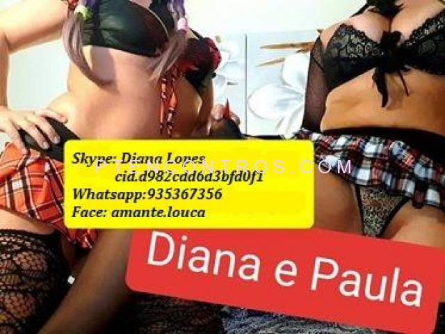 Diana a tua amante virtual - 1