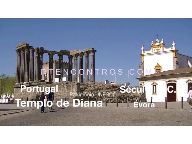 Roteiro turístico - atrações turísticas para ver em Évora - 1