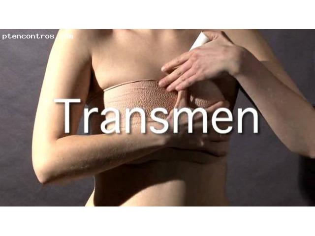 Amigos transexual GP SP - 1
