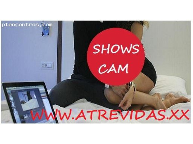 Recruta-se Modelos Webcam - 3
